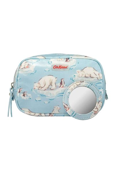 Picture of Cath Kidston Small Polar Bear Classic Box Make-up Case