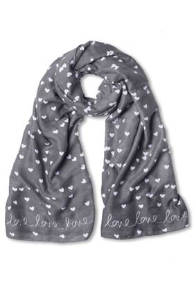Picture of KATIE LOXTON LOVE LOVE LOVE SCARF