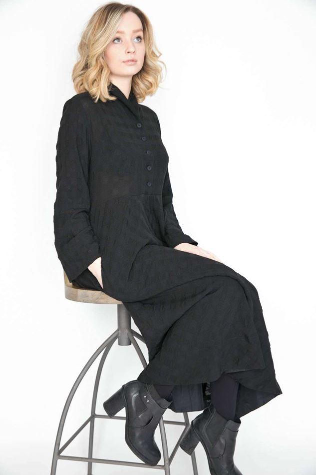 Picture of Les Filles D'ailleurs Wool Mix Dress