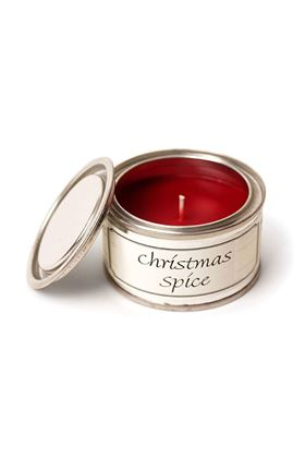 Picture of Pintail Christmas Spice Paint Pot Candle