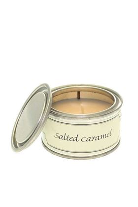 Picture of Pintail Salted Caramel Paint Pot Candle