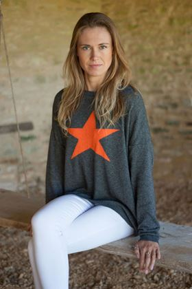 Picture of Luella Cashmere Star Jumper