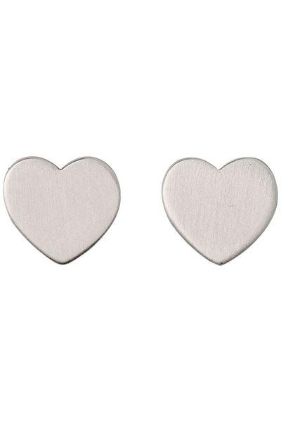 Picture of Pilgrim Rosie Heart Earrings