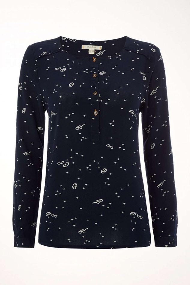 Picture of White Stuff Brook Print Top