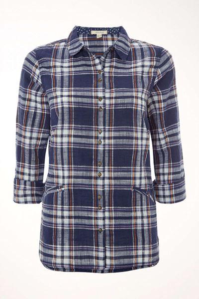 Picture of White Stuff Brooklyn Check Shirt