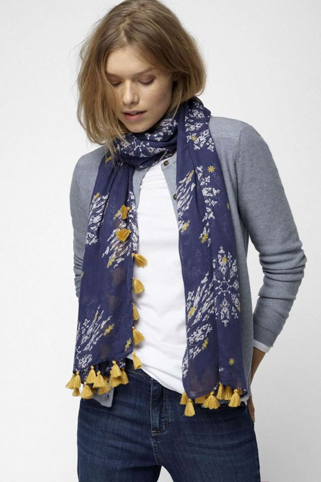 Picture of White Stuff Grand Street Floral Scarf