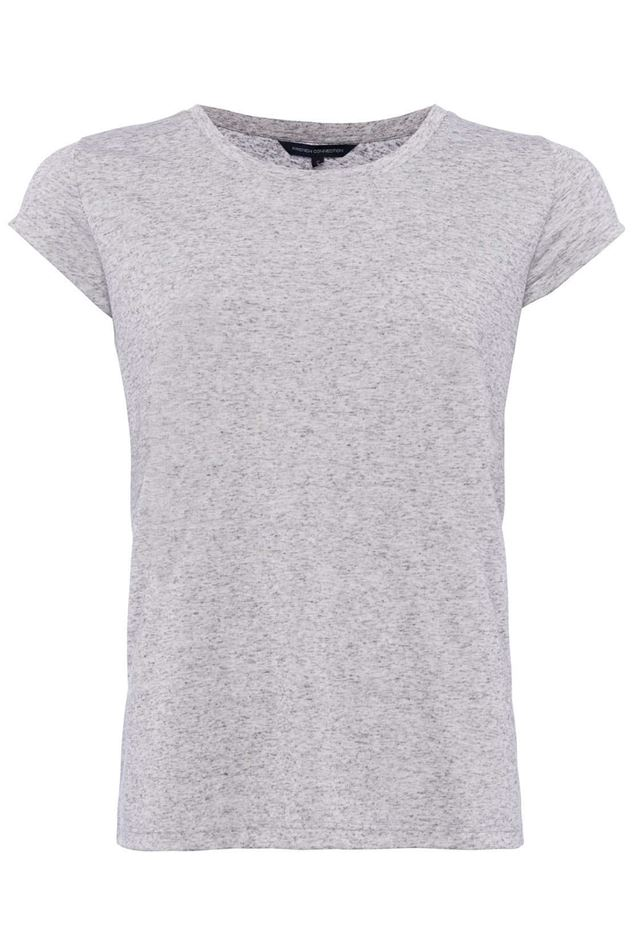 Picture of French Connection Hetty Marl Tee