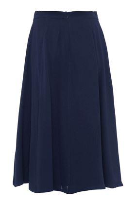 Picture of French Connection Arimi Crepe Flared Skirt