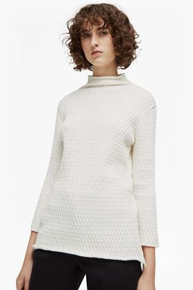Picture of French Connection Molly Mozart High Neck Jumper