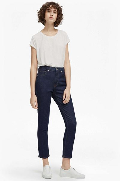 Picture of French Connection Authentic Modal Denim High Rise Jeans