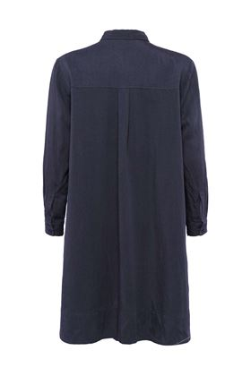 Picture of French Connection Ellesmere Drape Flared Dress