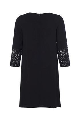 Picture of French Connection Ensor Crepe Tunic Dress
