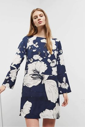 Picture of Great Plains Tropical Fauna Dress