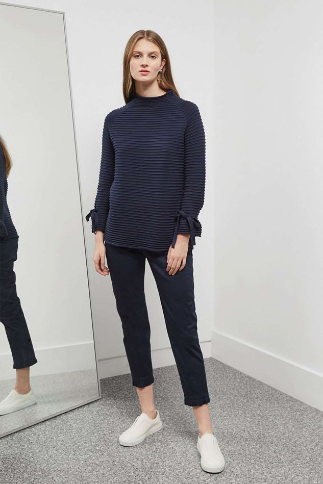 Picture of Great Plains Kimara Cotton Bow Sleeve Jumper