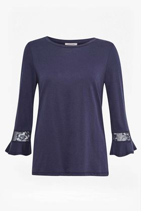 Picture of Great Plains Lily Lace Mix Tee