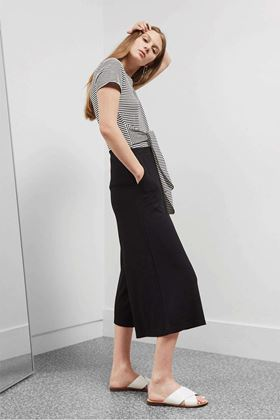 Picture of Great Plains Polly Ponte Culottes