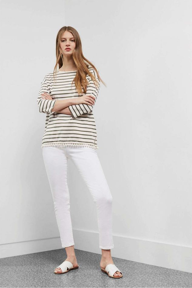 Picture of Great Plains Patsy Pom Pom Tee