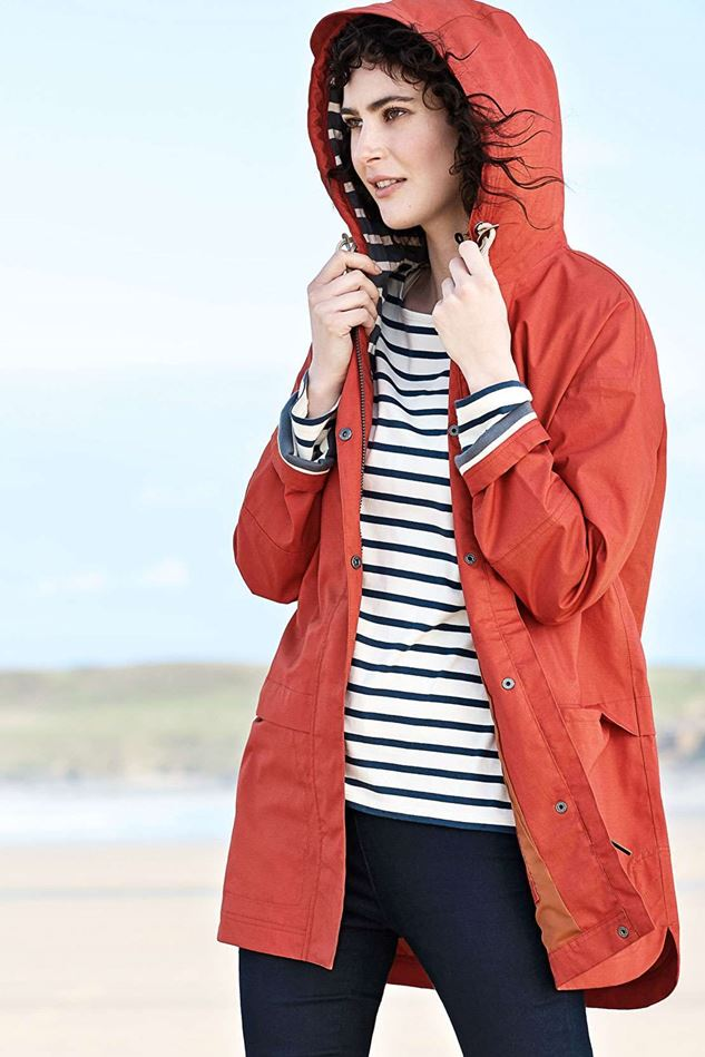 Picture of Seasalt Square Sail Coat