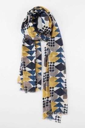 Picture of Seasalt Pretty Printed Scarf