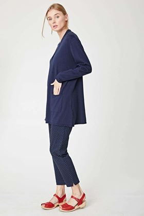 Picture of Thought Landor Essential Long Knit Cardigan