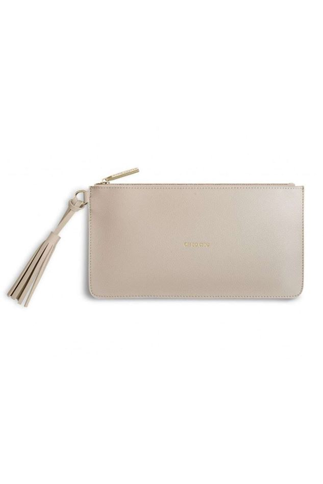 Picture of KATIE LOXTON FLORRIE TASSEL POUCH - OH SO CHIC