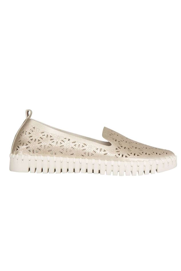 Picture of Ilse Jacobsen Tulip Laser Cut Slip On