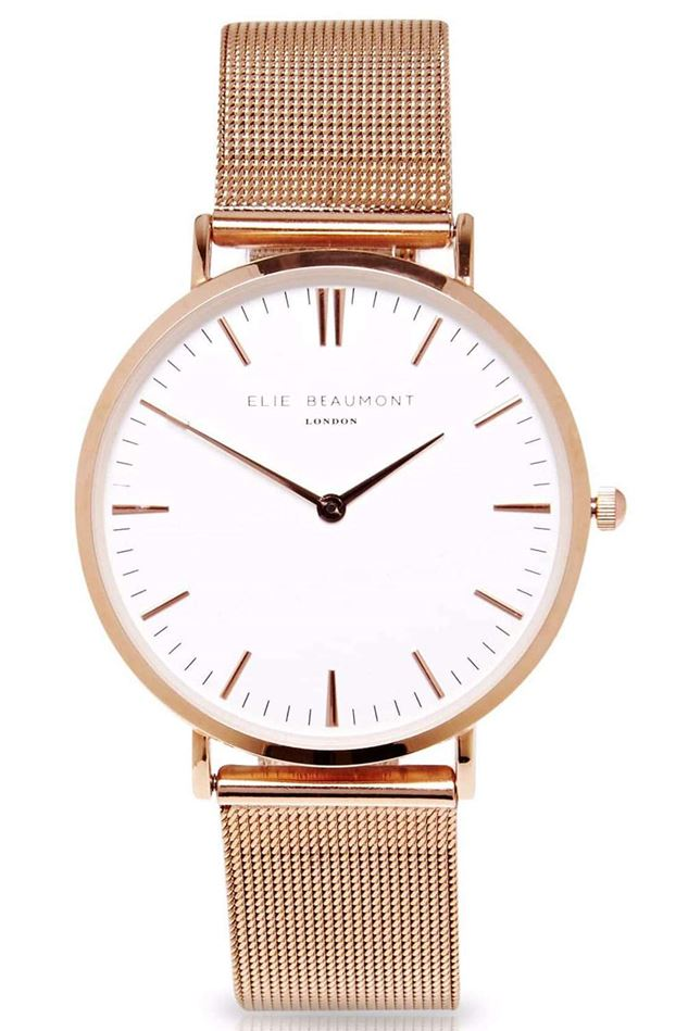 Picture of Elie Beaumont Oxford Mesh Watch