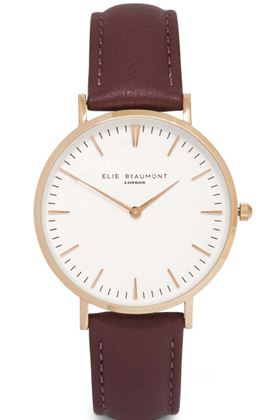 Picture of Elie Beaumont Large Oxford Watch
