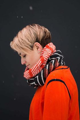 Picture of Mixter Maxter Ayre Twist Scarf