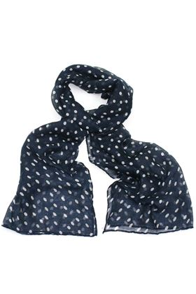 Picture of Poppy Spotty Print Scarf