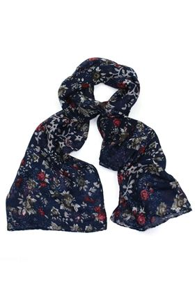 Picture of Poppy Dainty Floral Print Scarf