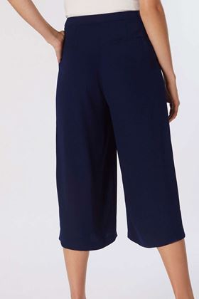 Picture of Cath Kidston Solid Navy culottes