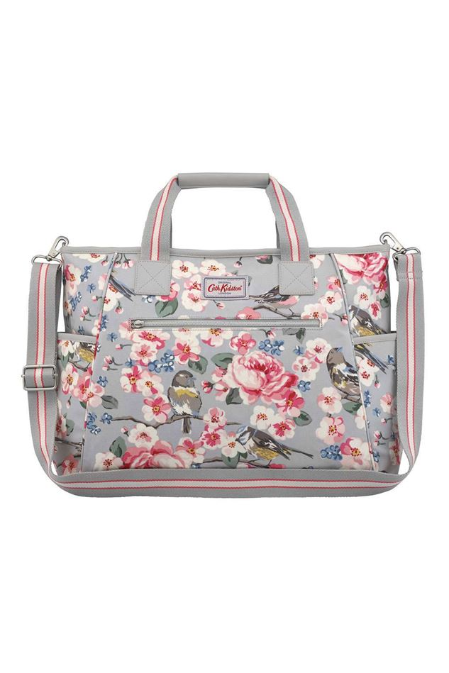 Picture of Cath Kidston Meadowfield Birds Carry All Nappy Bag