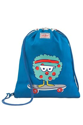 Picture of Cath Kidston Monster Print Reversible Drawstring Bag