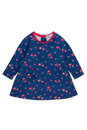 Picture of Cath Kidston Scattered Rose Baby Girls Jersey Dress