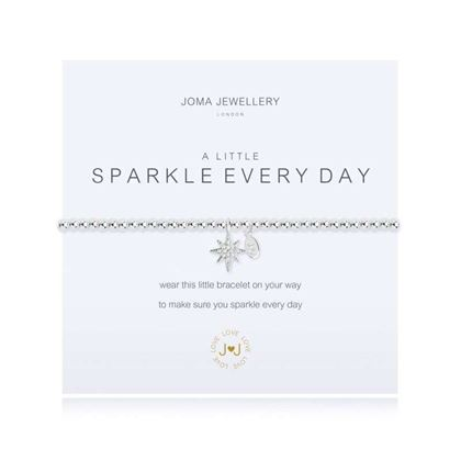 Picture of Joma Jewellery a little Sparkle Everyday bracelet