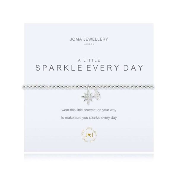 Picture of Joma Jewellery a little Sparkle Everyday bracelet