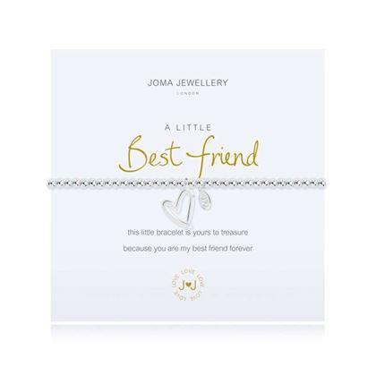 Picture of Joma Jewellery a little Best Friend bracelet