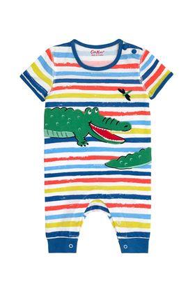 Picture of Cath Kidston Crocodile Baby Romper