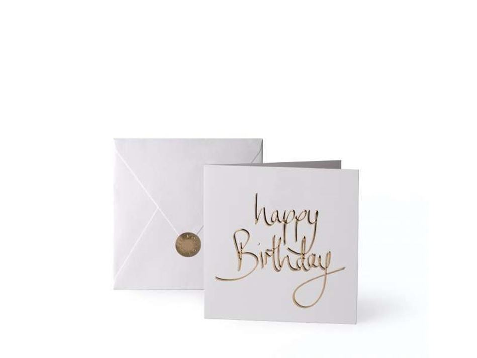Picture of KATIE LOXTON HAPPY BIRTHDAY GREETING CARD