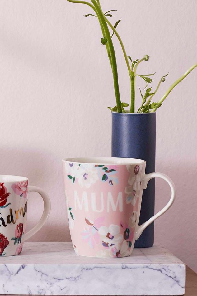 Picture of Cath Kidston Wellesley Blossom Stanley Mug Mum
