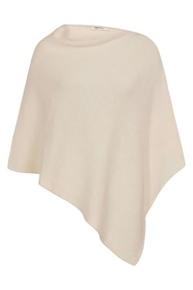 Picture of Muted Tones Linen Mix Cape