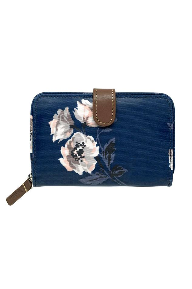Picture of Cath Kidston Island Bunch Folded Zip Wallet