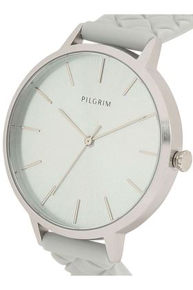 Picture of Pilgrim Aster Silver Plated Blue Watch
