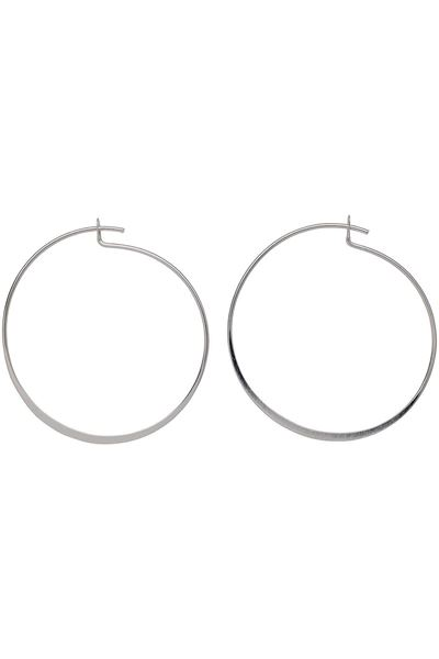 Picture of Pilgrim Tilly Silver Plated Earrings