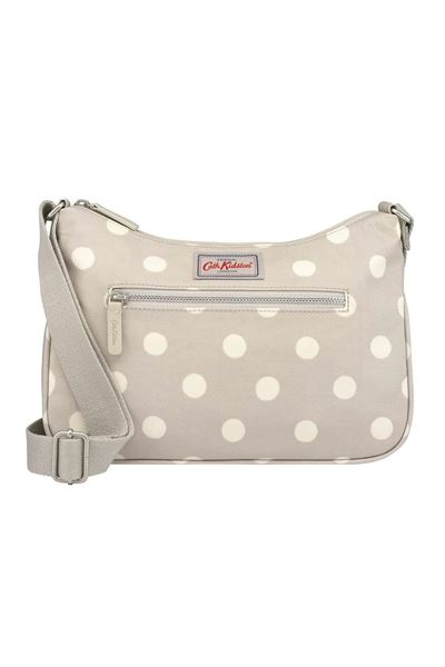Picture of Cath Kidston Button Spot Curve Cross Body