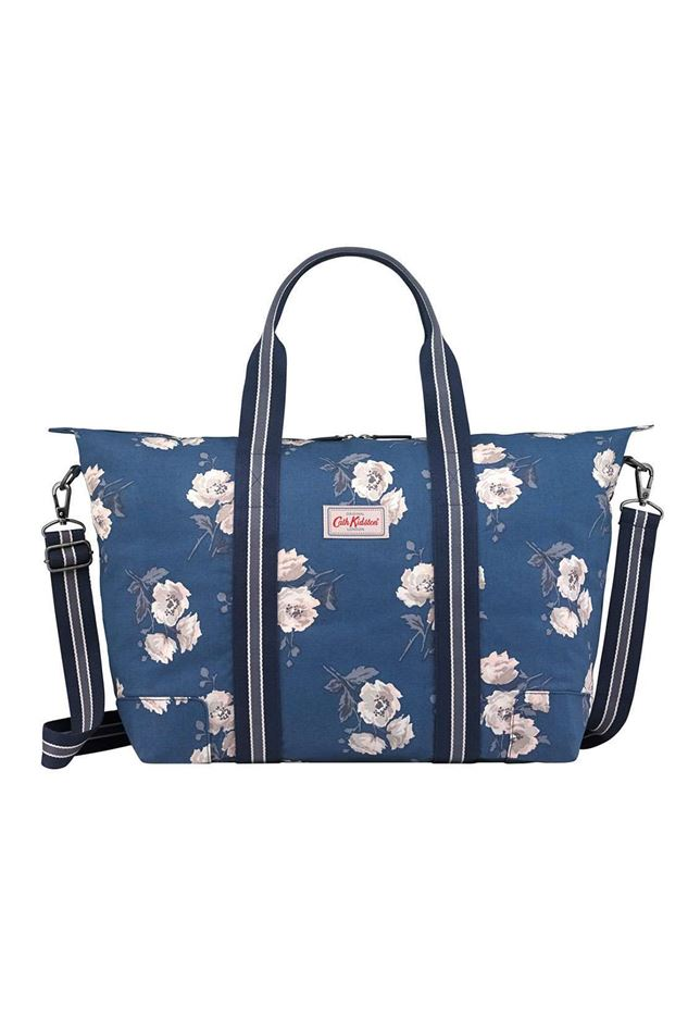 Picture of Cath Kidston Island Bunch Foldaway Overnight Bag