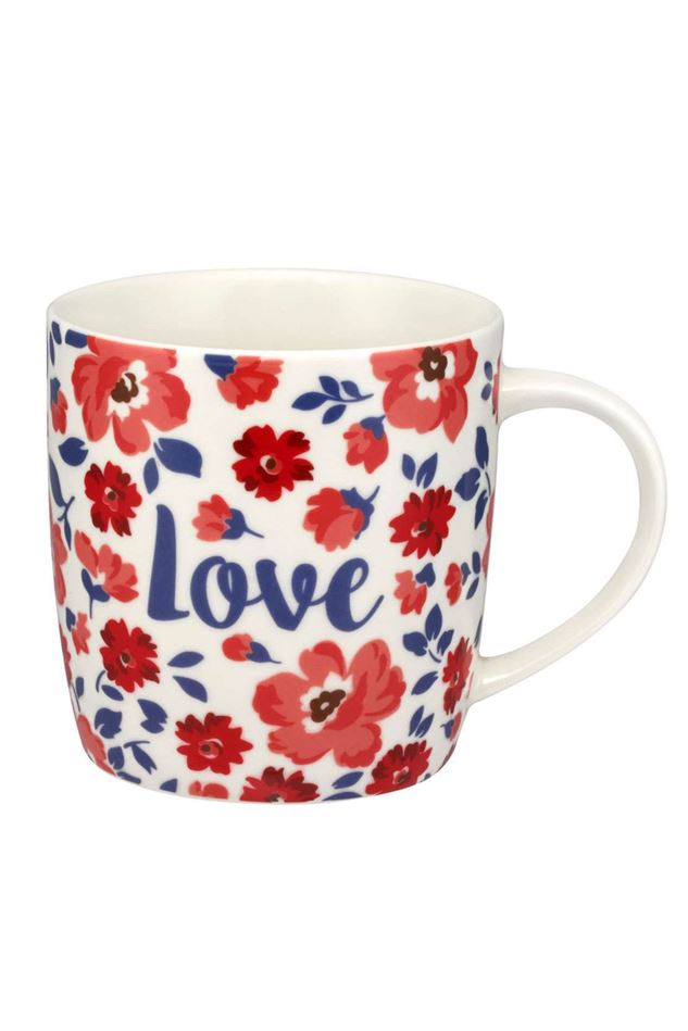 Picture of Cath Kidston Island Flowers Audrey Mug Love