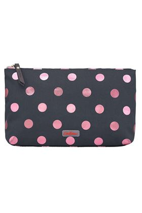 Picture of Cath Kidston Button Spot Poly Zip Cosmetic Bag