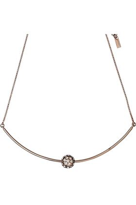 Picture of Pilgrim Carlyn Rose Gold Plated Necklace